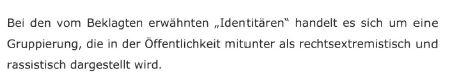 IdentitäreKlagsschrift